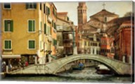 Hotel Gardena I Fine-Art Print