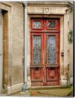 Weathered Doorway I Fine-Art Print