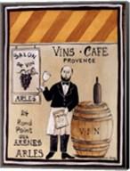 Salon De Vin Fine-Art Print