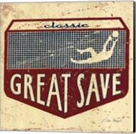 Great Save Fine-Art Print