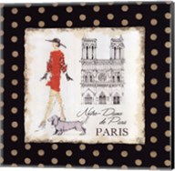 Ladies in Paris IV Fine-Art Print