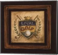 Golf Royal - petite Fine-Art Print