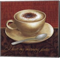 Coffee Talk I Fine-Art Print