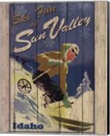 Ski Sun Valley Fine-Art Print