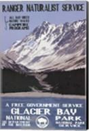 Glacier Bay Wall Poster