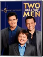 Two and a Half Men Fine-Art Print