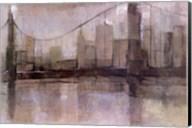 Skyline Bridge II Fine-Art Print