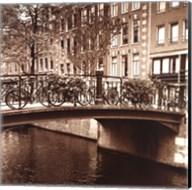 Autumn in Amsterdam III Fine-Art Print