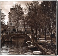 Autumn in Amsterdam IV Fine-Art Print