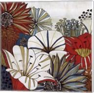 Contemporary Gardens I Fine-Art Print