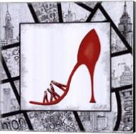 City Shoes IV Fine-Art Print