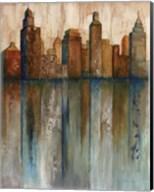 City View I Fine-Art Print