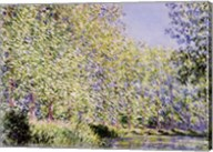 The Epte River near Giverny Fine-Art Print