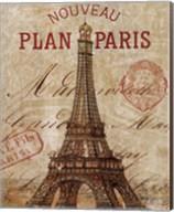 Letter from Paris Fine-Art Print