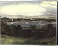 Washington From Arlington Fine-Art Print