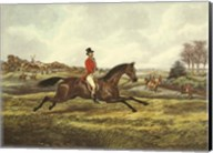 The English Hunt V Fine-Art Print
