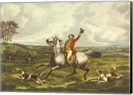 The English Hunt VI Fine-Art Print