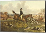 The English Hunt VII Fine-Art Print