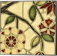 Small Floral Mosaic IV Fine-Art Print