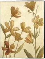 Small Wildflower Field II Fine-Art Print