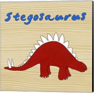 Stegosaurus Fine-Art Print