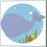 Wally the Whale Fine-Art Print