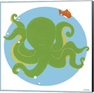 Olga the Octopus Fine-Art Print