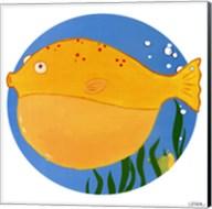 Billy the Blowfish Fine-Art Print