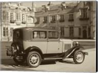 Vintage Cars I Fine-Art Print