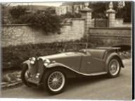 Vintage Cars II Fine-Art Print