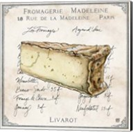 Fromages IV Fine-Art Print