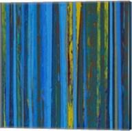 Royal Stripes I Fine-Art Print