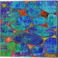 Stone Silhouettes I Fine-Art Print