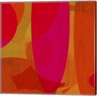 Warm Ellipses II Fine-Art Print