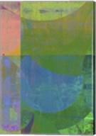 Pastel Quadrants I Fine-Art Print