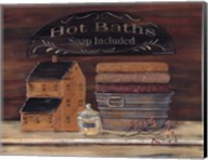 Hot Bath Fine-Art Print