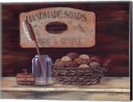 Handmade Soaps Fine-Art Print
