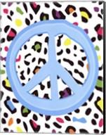 Leopard Peace Fine-Art Print