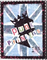 Punk Princess Fine-Art Print