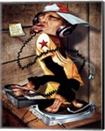 DJ Love Fine-Art Print