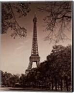 An Afternoon Stroll - Paris II Fine-Art Print