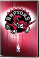 Raptors - Logo 10 Wall Poster