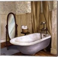 Farmhouse Bath II Fine-Art Print