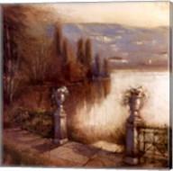 Lakeside Entrance Fine-Art Print