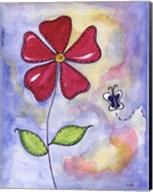 Red Flower Fine-Art Print