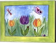 Garden Party Fine-Art Print