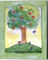 Apple Tree Hill Fine-Art Print