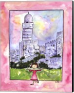 Girl in Israel Fine-Art Print