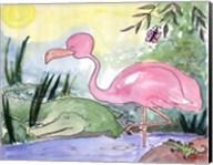 Swamp Livin Fine-Art Print
