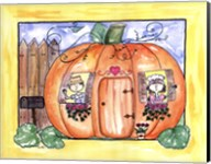 Mr and Mrs Pumpkin Eater Fine-Art Print